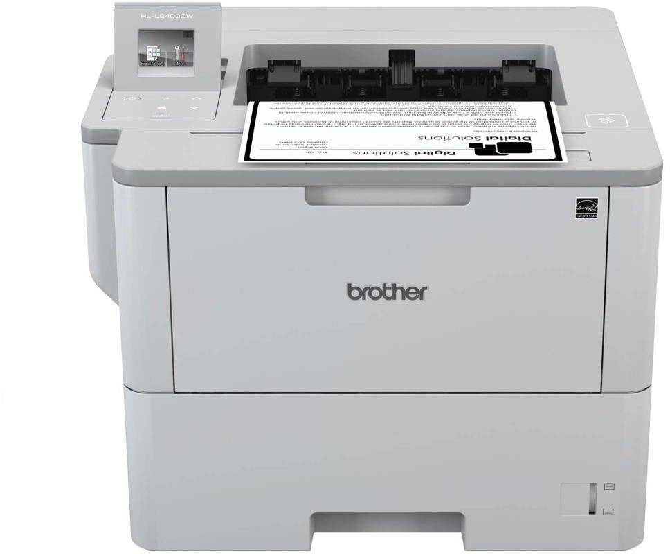 Drukarka laserowa mono Brother HL-L6400DW