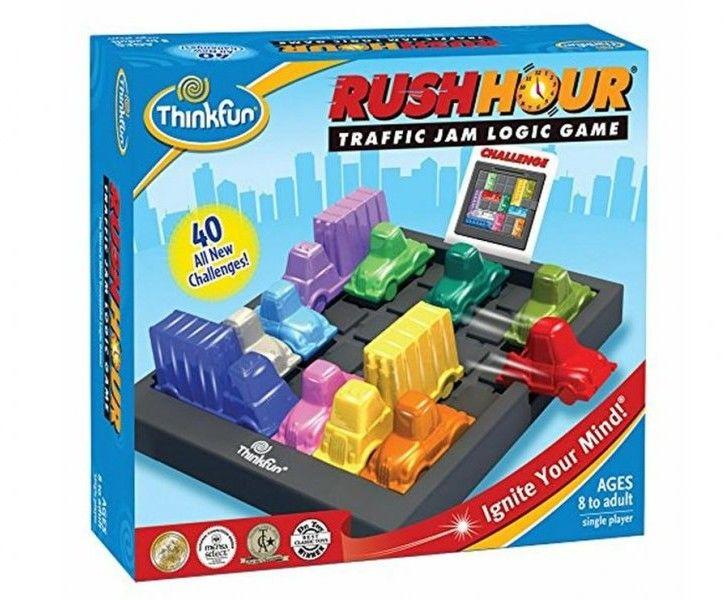ThinkFun gra logiczna Godziny szczytu Rush Hour 764082