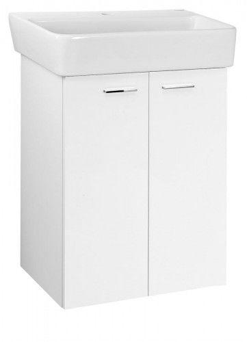 ZOJA szafka umywalkowa 56x72x35,6 cm, biała