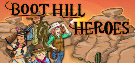 Boot Hill Heroes (PC) Klucz Steam