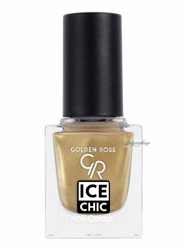 Golden Rose - ICE CHIC Nail Colour - Lakier do paznokci - 61