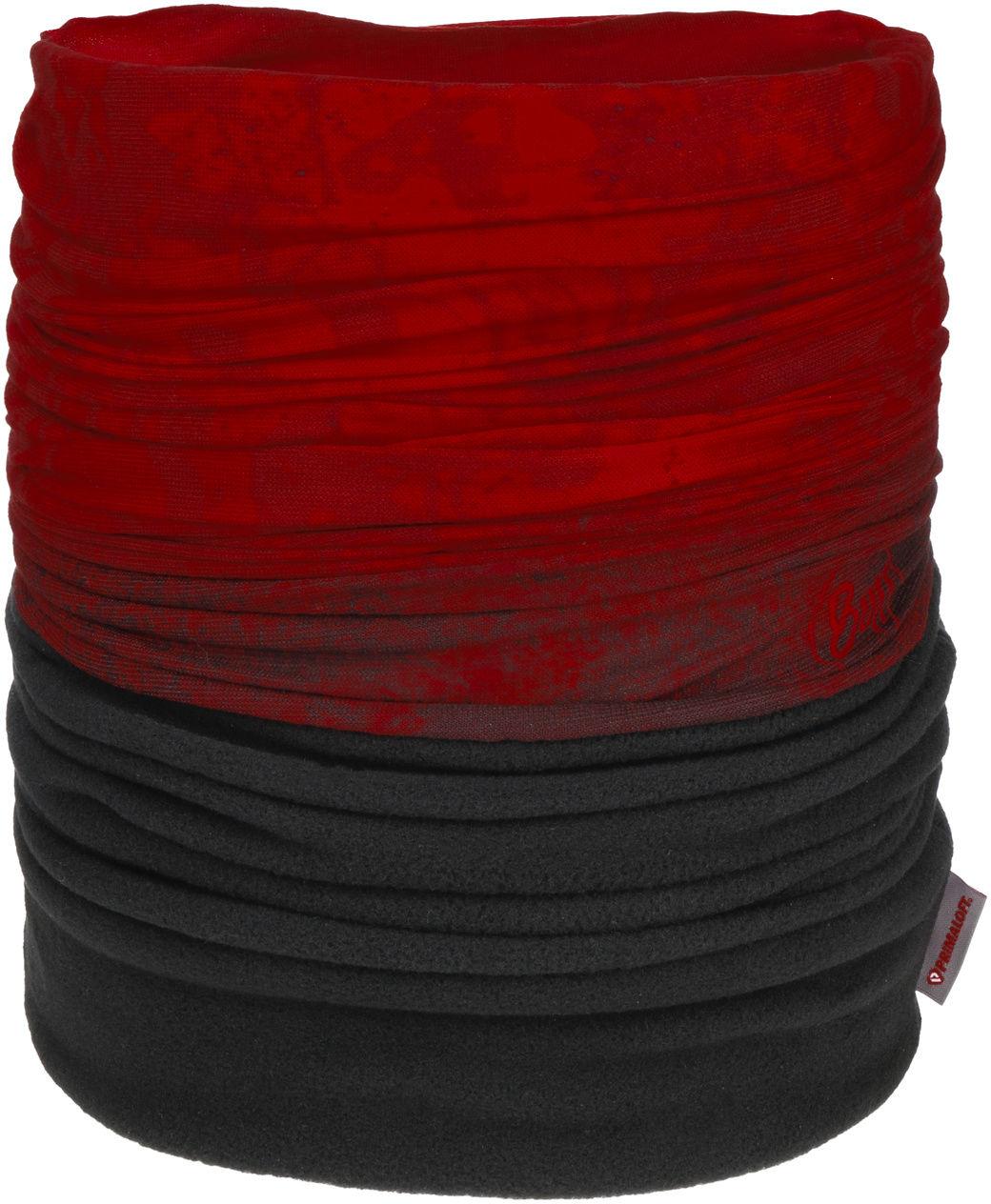 Chustka Wielozadaniowa Katmandú Polar by BUFF, czerwony, One Size