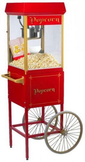 Podstawa jezdna do urządzenia do popcornu