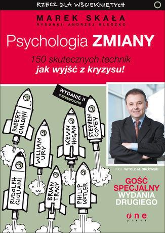 Psychologia zmiany. Rzecz dla wściekniętych. Wydanie II rozszerzone. Książka z autografem - dostawa GRATIS!.
