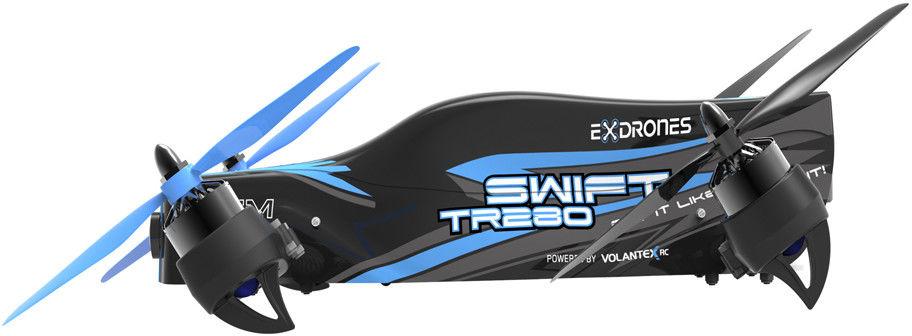 Volantex RC Dron Sportowy 801-1 SWIFT TR280 FPV PNP