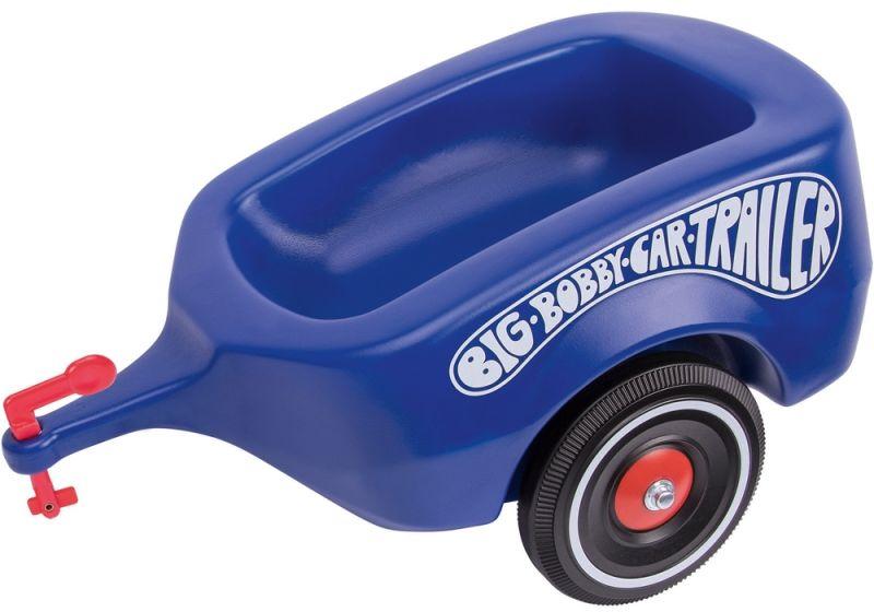 BIG Przyczepka do jeździka Bobby Car Niebieska Royal blue LK