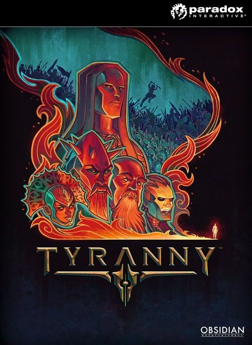 Tyranny - Standard Edition (PC/MAC/LX) PL klucz Steam
