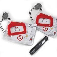 Oryginalny zestaw do defibrylatora LIFEPAK CR +