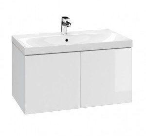 Cersanit Colour 80 cm Szafka podumywalkowa biała S571-022