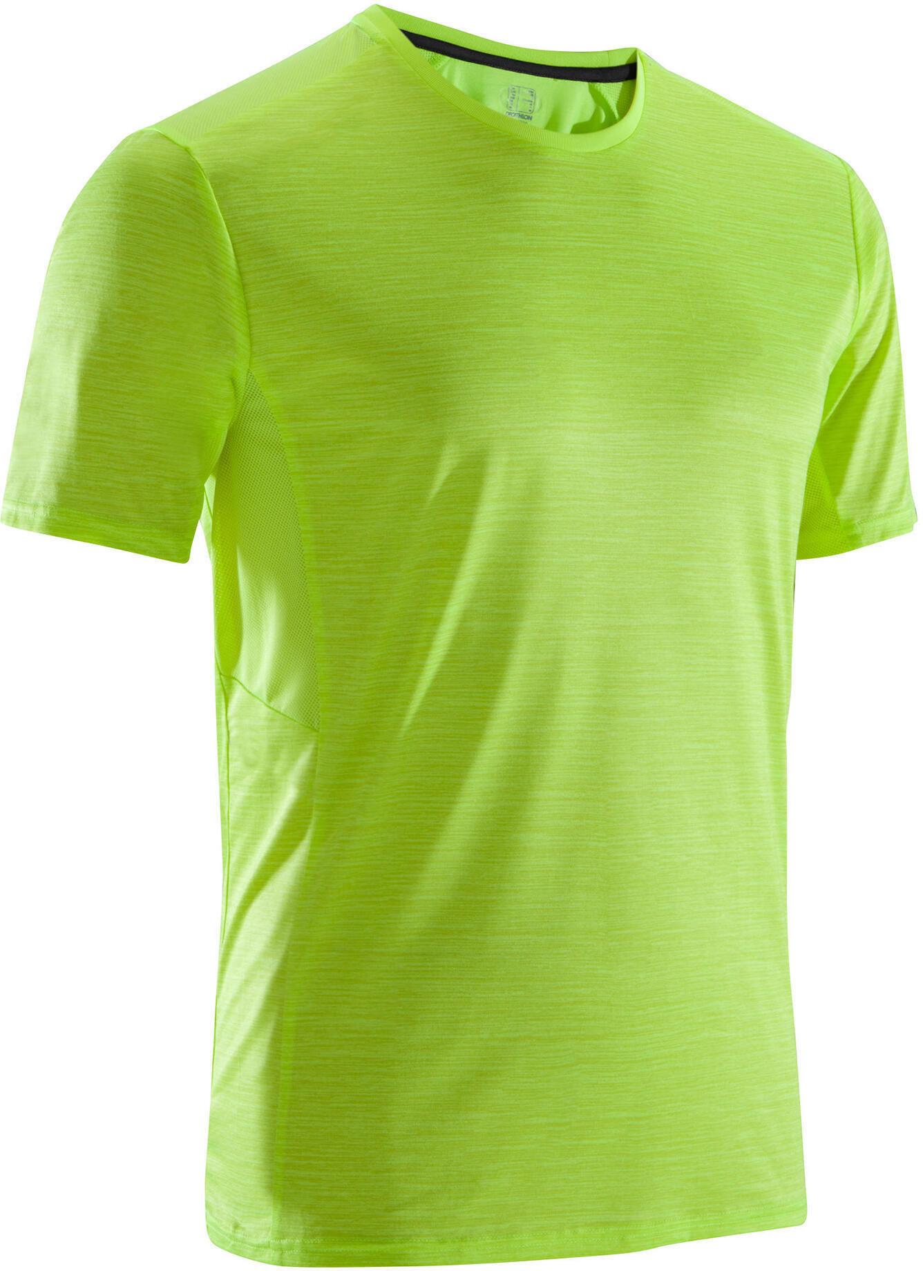 Koszulka do biegania męska Kalenji Run Dry+