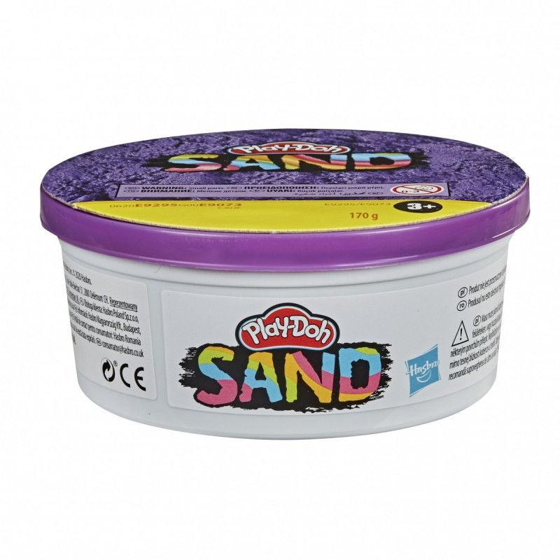 Piasek kinetyczny PlayDoh Sand Tuba pojedyncza Puurple
