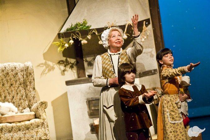 Spektakl dla dzieci w Teatrze Syrena ze zwiedzaniem kulis