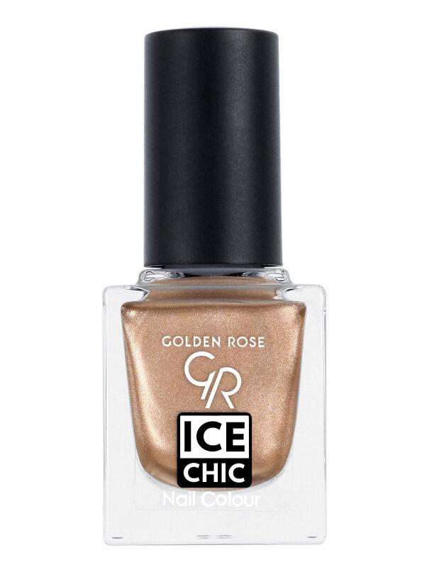 Golden Rose - ICE CHIC Nail Colour - Lakier do paznokci - 63