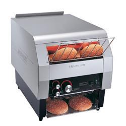 Toster przelotowy 800 tostów/h 3600W 230V 368x578x(H)422mm