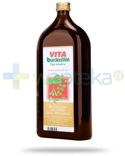 Vita BuerLecithin płyn 1000 ml
