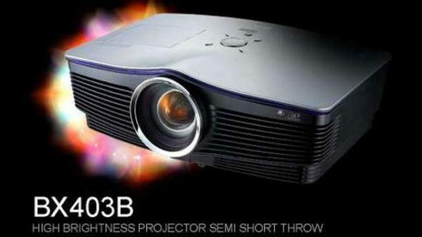 Projektor LG BX403B