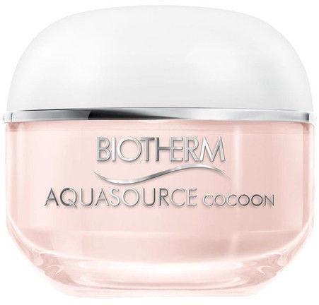 Biotherm Aquasource Cocoon nawilżający, żelowy balsam do skóry normalnej i suchej 50 ml