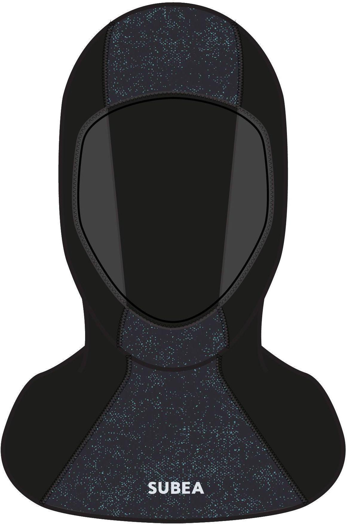 Kaptur nurkowy SCD z neoprenu 3,5 mm