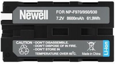 Akumulator NEWELL 8600 mAh do Sony NP-F960/NP-F970