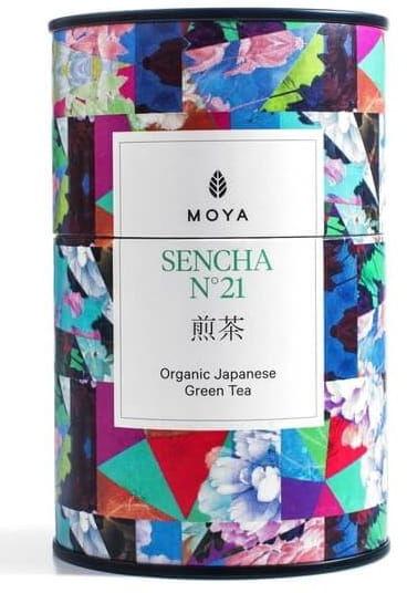 Herbata Zielona Matcha Sencha BIO 60g - Moya Matcha