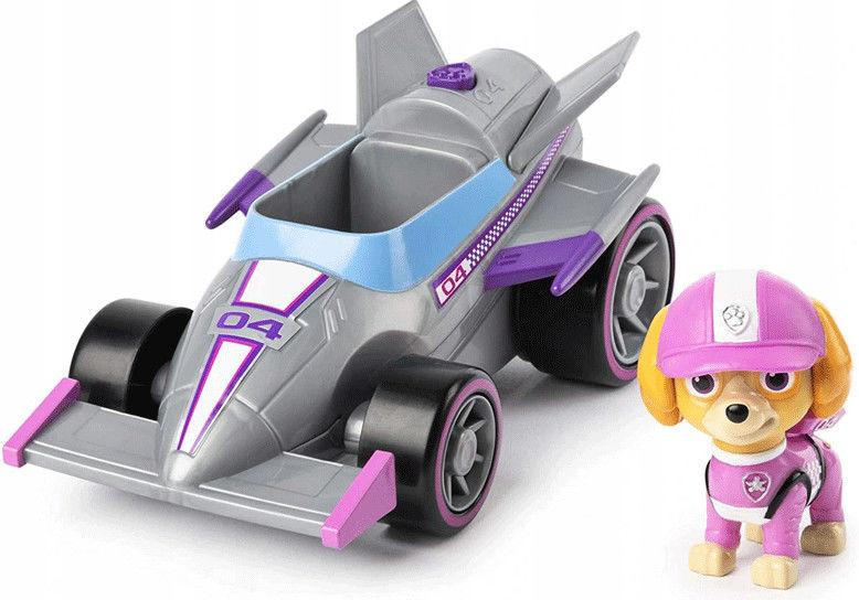 Psi Patrol Ready Race - Figurka Chase + pojazd z dźwiękiem 20119526