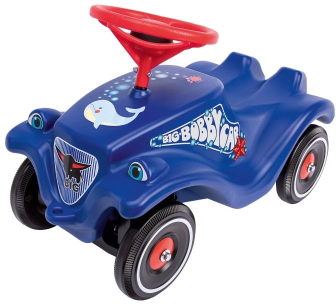 BIG Jeździk Pchacz Bobby Car Classic Ocean LK