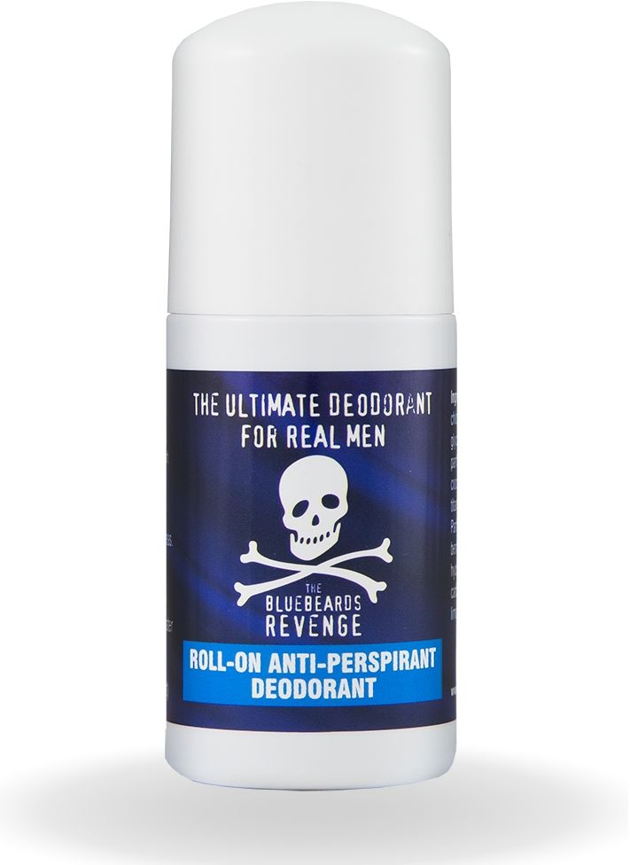 Bluebeards Revenge Roll-on Anti-perspirant dezodorant w kulce 50 ml