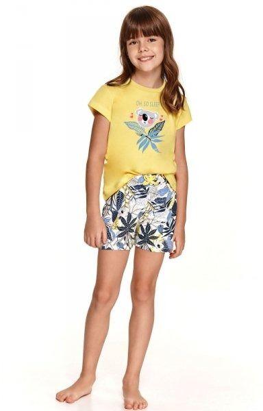 Piżama dziewczęca taro hania 2200 86-116 l''21