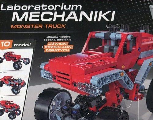 Zestaw kreatywny Laboratorium Monster Truck CLEMENTONI 50062