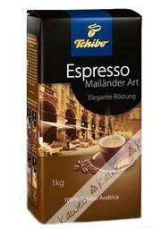 Tchibo Espresso Mailander Art kawa ziarnista 1kg