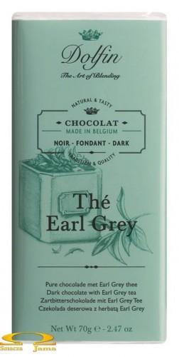 Czekolada Dolfin z herbatą Earl Grey 70g