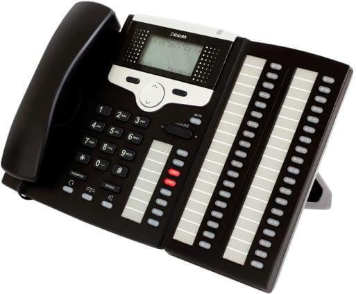 Slican CTS-220.CL-BK - telefon systemowy