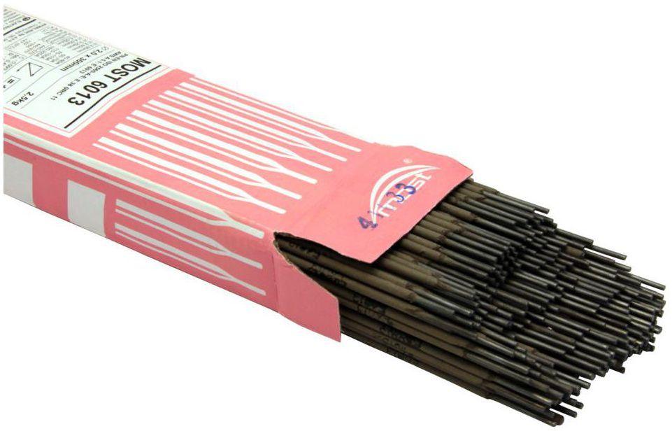 Elektrody spawalnicze RUTYLOWA 6013 2.0/2.5 kg MOST
