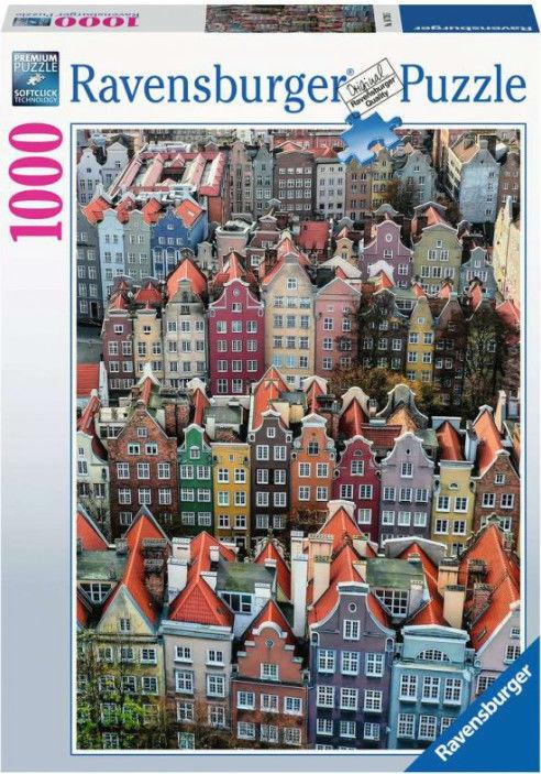 Ravensburger - Puzzle Gdańsk 1000 el. 167265