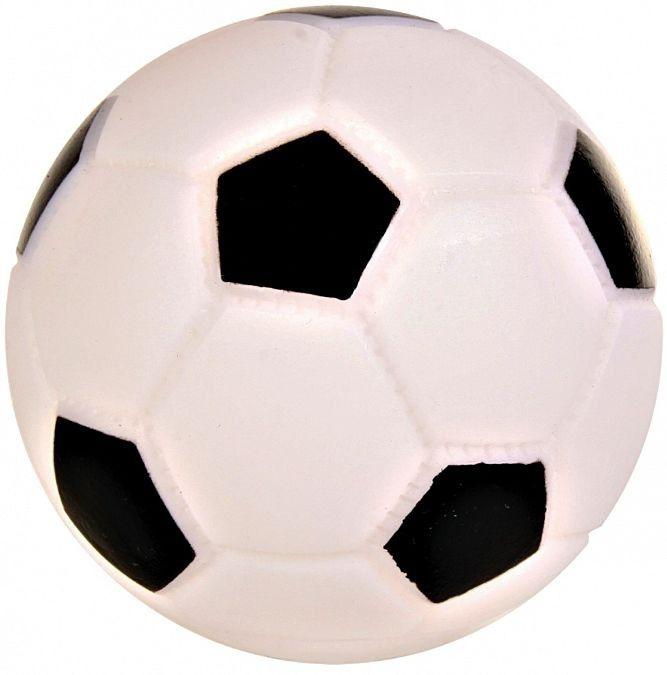 TRIXIE - TX-3435 Piłka futbolówka zabawka dla psa 6 cm