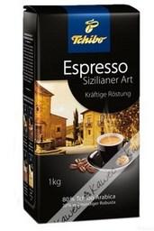 Tchibo Espresso Sizilianer Art kawa ziarnista 1kg