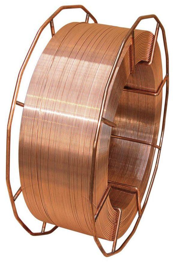 Drut spawalniczy G3SI1 0.8 mm/15 kg Gold