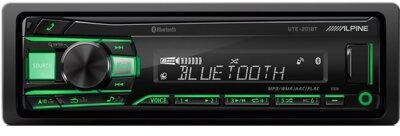 Radio samochodowe ALPINE UTE-201BT Dogodne raty! DARMOWY TRANSPORT!