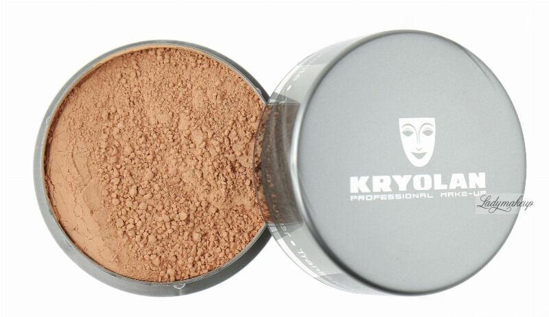 Kryolan - Puder Transparentny 60g - ART. 5700 - TL 10