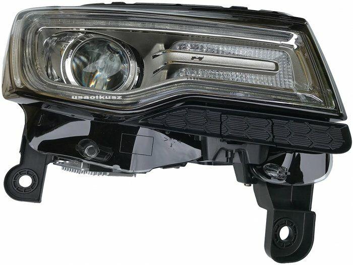 Reflektor bi-xenon adaptacyjny prawy europa LMQ MOPAR Jeep Grand Cherokee 2014-2016