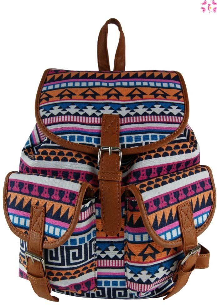Kolorowy plecak ( R629)