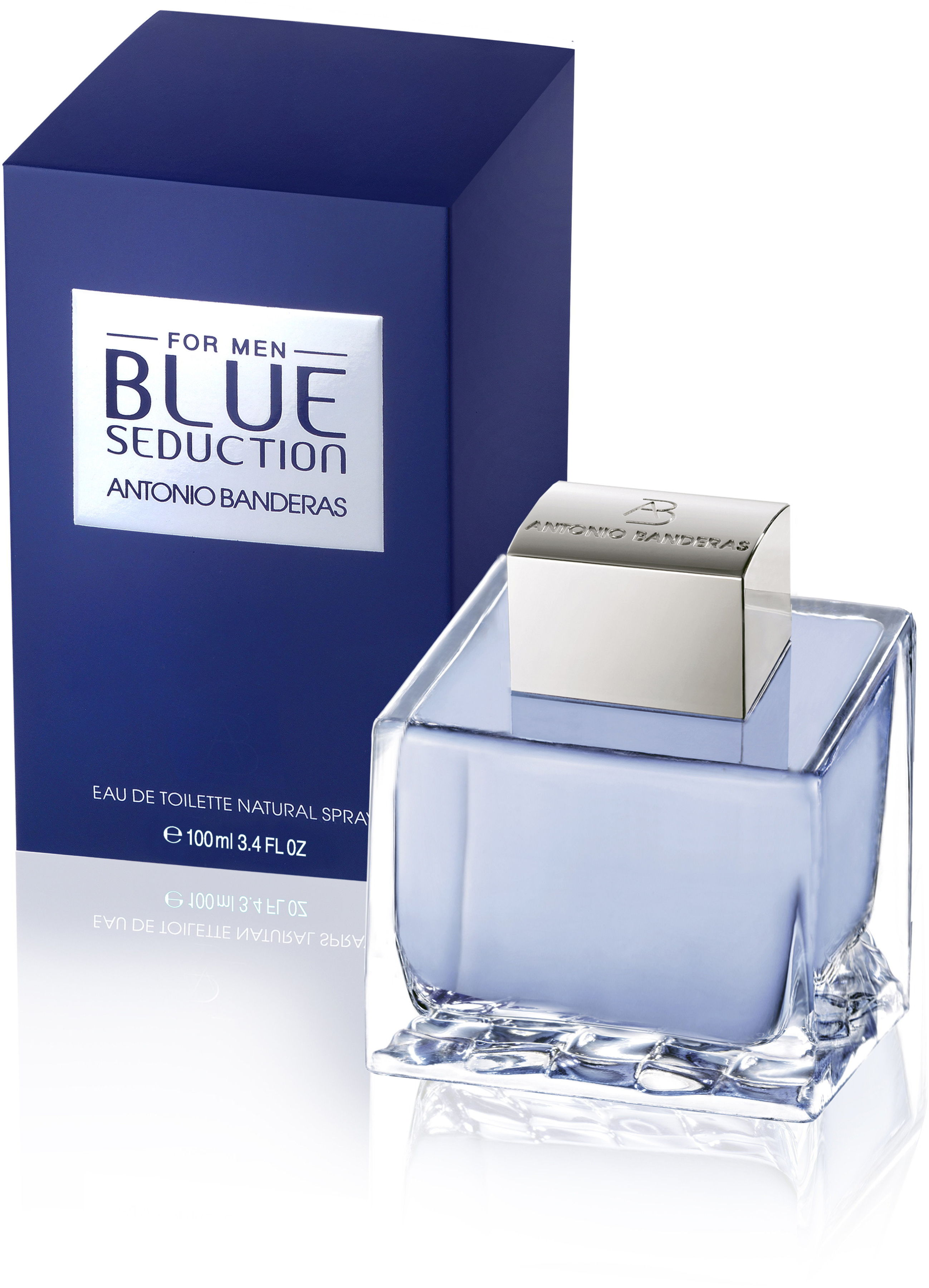 Antonio Banderas Blue Seduction For Men Woda Toaletowa 100 ml