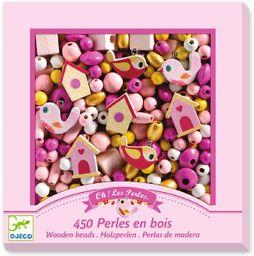Djeco DJ09809 dla starszych dzieci - koraliki i biżuteria, mieszanka
