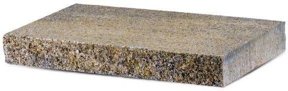 Daszek płaski 6 x 42 x 27 cm piryt