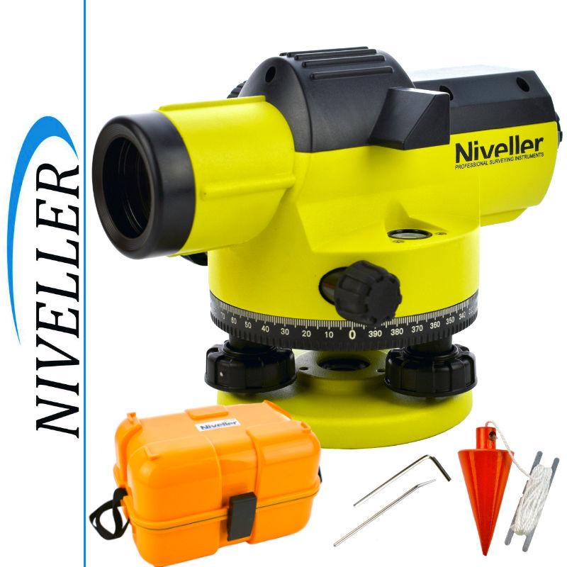 Niwelator automatyczny NIVELLER AL28