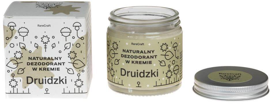 RareCraft dezodorant naturalny druidzki 60ml