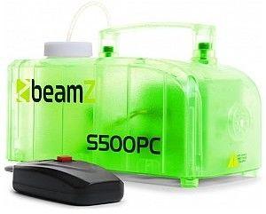 Wytwornica dymu z efektem LED BeamZ S500PC