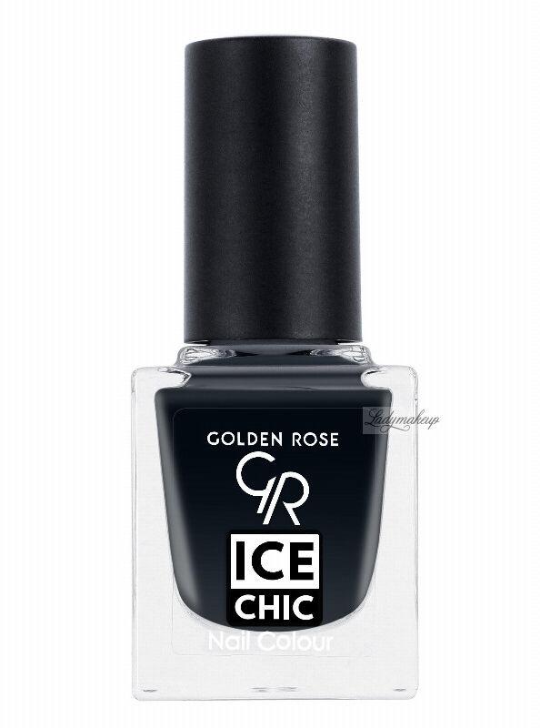 Golden Rose - ICE CHIC Nail Colour - Lakier do paznokci - 70