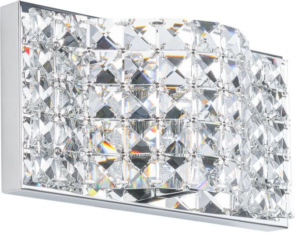 Italux kinkiet lampa ścienna kryształowa Scarve W0246-01A-B5AC