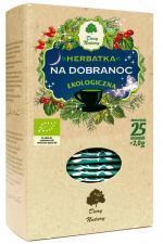 Herbatka na DOBRANOC BIO (25 x 2 g) Dary Natury